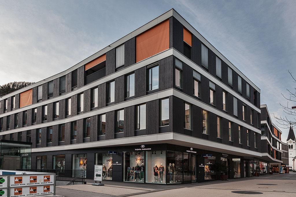 Bürogebäude aps Personal GmbH Götzis